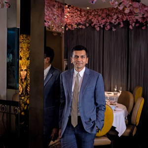 Abhishek Lodha at Kai Mayfair