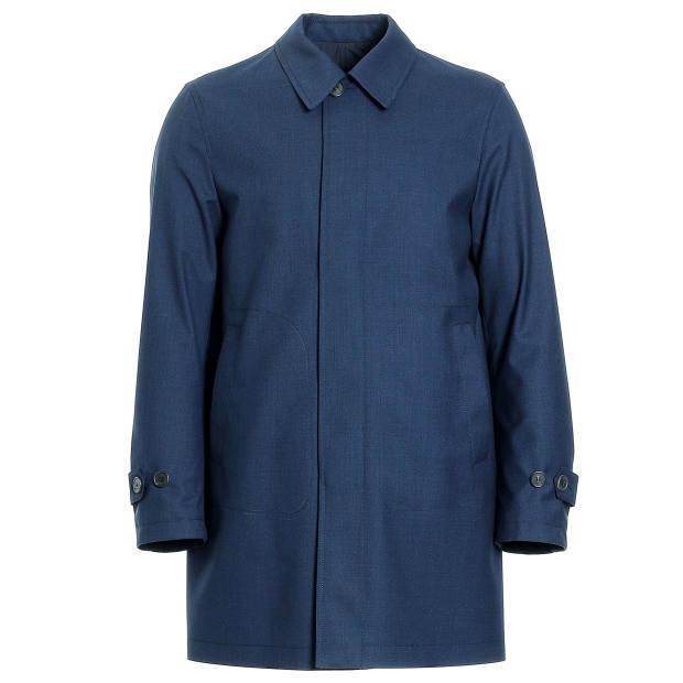 Canali wool-twill rain jacket, £810