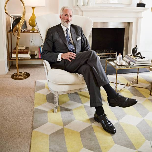 Hotelier and restaurateur Jeremy King