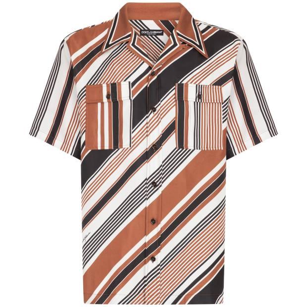 Dolce & Gabbana silk shirt, £795