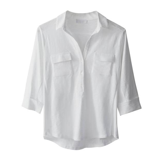 Classic women's jersey shirt, £55