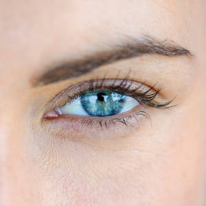 Skin experts say the eye area is crucial to how well one looks