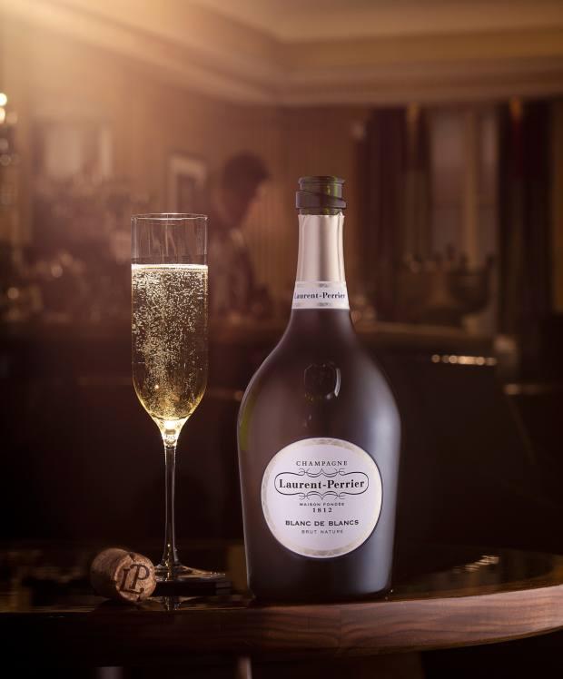 The new cuvée is the only zero-dosage Grande Marque Blanc de Blancs