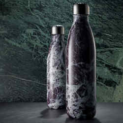 S'well stainless-steel bottles from the Elements Collection – 260ml, £25; 500ml, £35; 750ml, £45