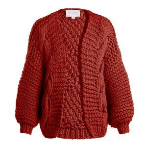 I Love Mr Mittens wool cardigan, £395