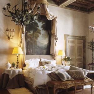 The Napoleone Suite at the Residenza Napoleone III hotel, Rome