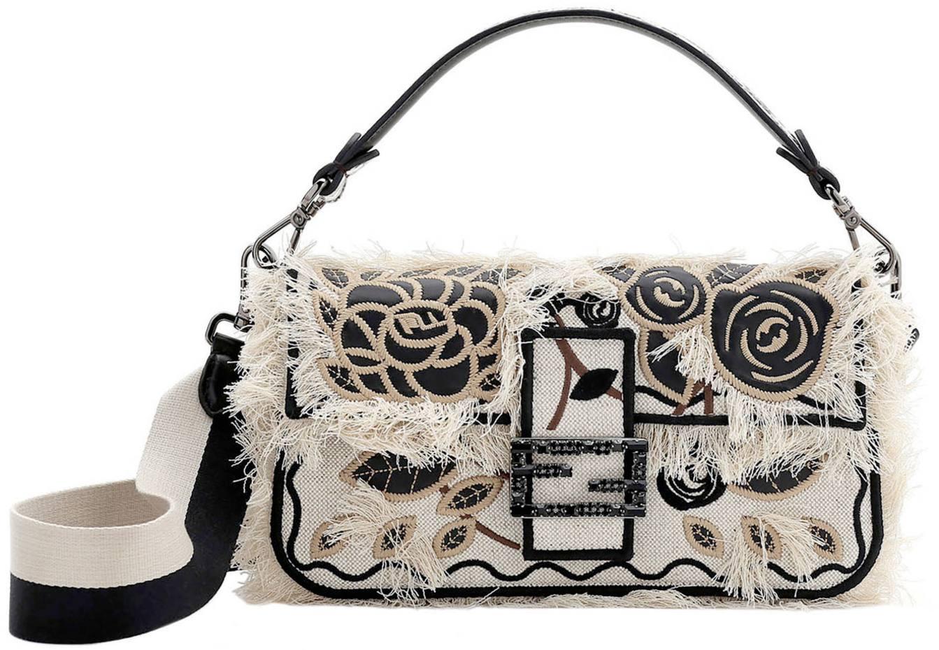 4e48b376c9 A deliciously decorative Fendi Baguette | How To Spend It