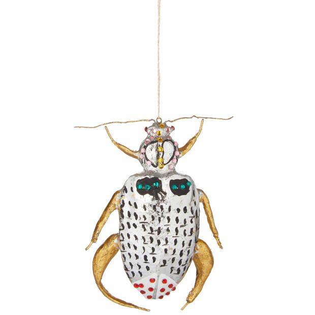 Liberty handmade resin beetle, £40