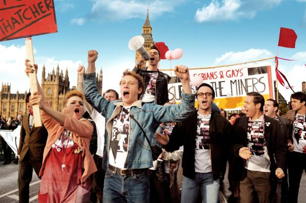 Pride (2014) follows how the National Union of Miners fought for gay and lesbian rights to be incorporated into the Labour Party's programme in 1984
