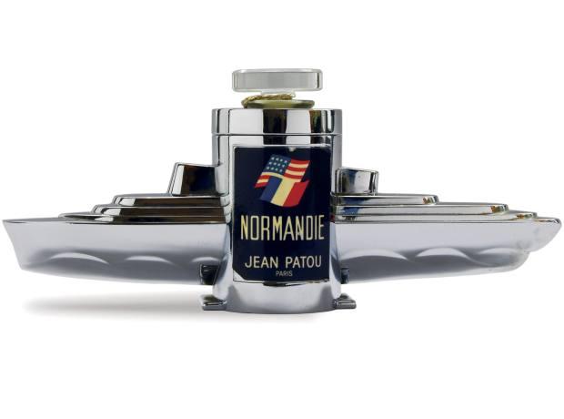 Louis Sue's 1935 Normandie bottle for Jean Patou.