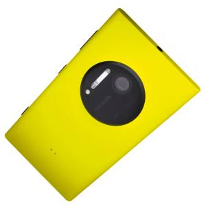Nokia Lumia 1020 smartphone with 41-megapixel camera and Full HD video, from £540 Sim-free, or free on contract. Also in other colours