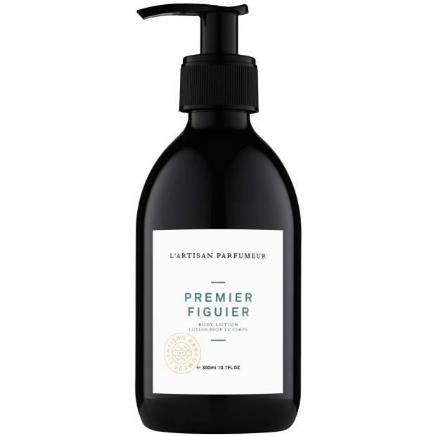 L'Artisan Parfumeur Premier Figuier Body Lotion, £31 for 300ml