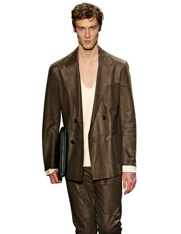 Berluti lambskin jacket, £3,860