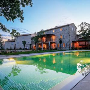 Catalpa in Istria is one of several new Croatian rental properties from Scott Williams