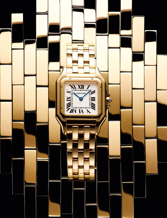 9362fc173 The glorious return of the gold bracelet watch | How To Spend It