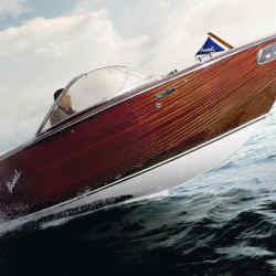 The 710 Costa BravabyBoesch, which handbuilds some 15 boats a year, withastarting price of about£137,000