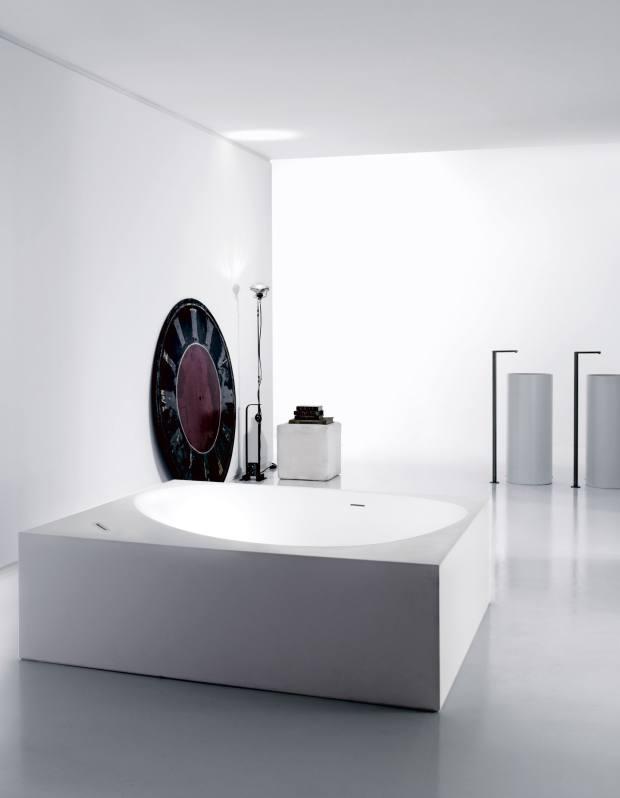 Boffi Cristalplant Terra tub by Naoto Fukasawa, £14,550.