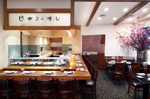 Awe-inspiring cuisine at Sushi of Gari