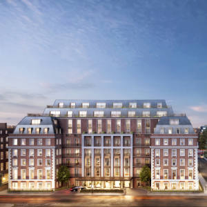 Four Seasons' first standalone residences at Twenty Grosvenor Square, from £17.5m