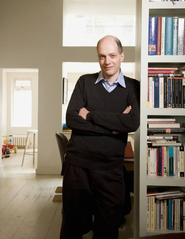 Alain de Botton, founder of Living Architecture.