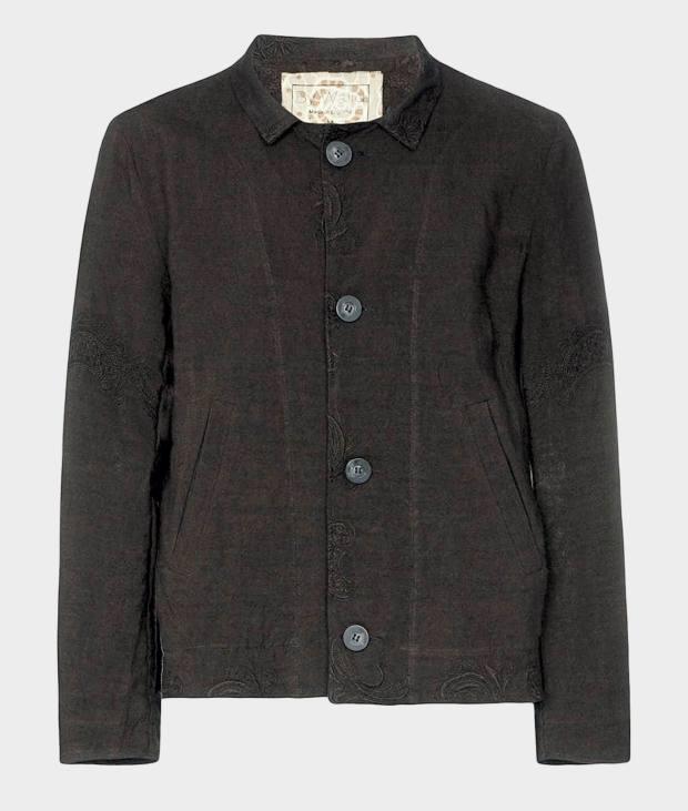 By Walid 1920s-murat‑linen jacket, £855