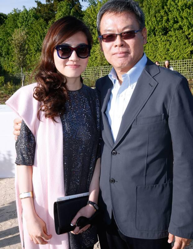 Budi and Michelle Tek