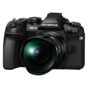 Olympus OM-D E-M1 Mark II, £2,400 with lens