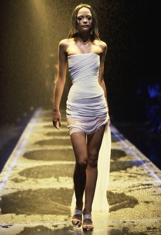 Alexander McQueen, spring/summer 1998
