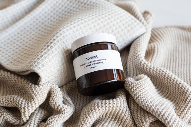 Honest Almond & Beeswax Calming Cleansing Cream, £35 for 120ml