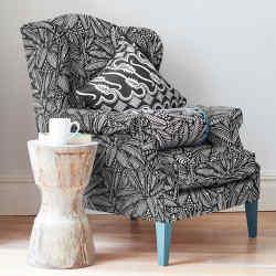 Happy + Co Bondi armchair, £595