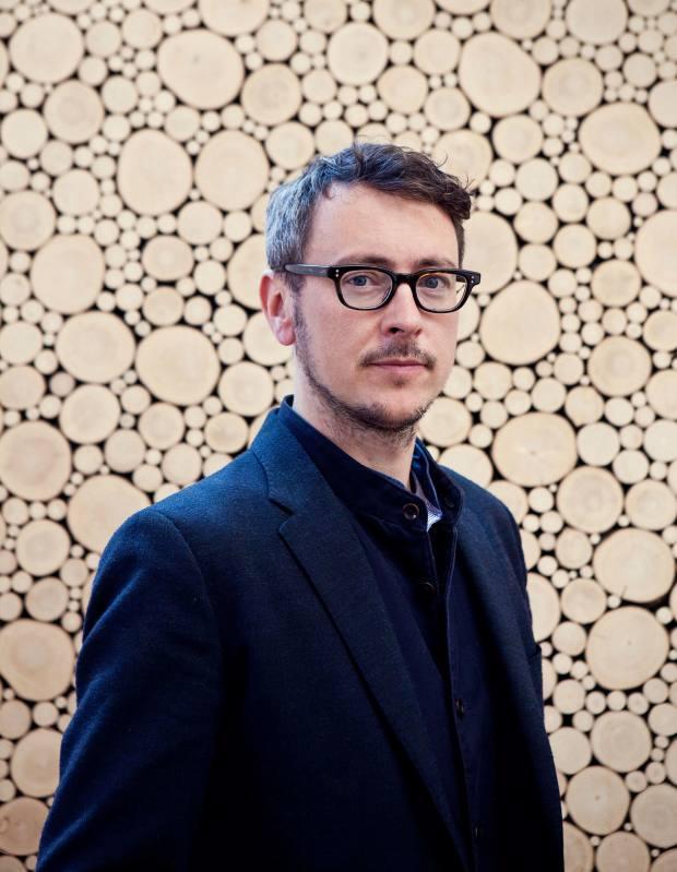 Designer Russell Pinch