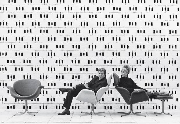 Original Tulip chairs from Twentytwentyone's picture archive