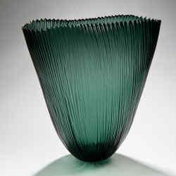 Fin bowl by Laura Birdsall, £1,500