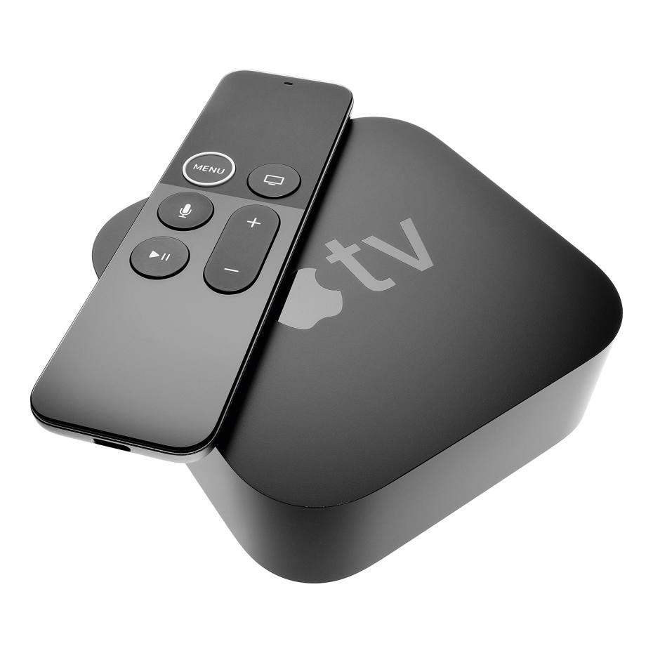 Apple TV 4K, from £179