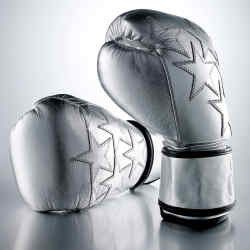 Fab by Fabienne boxing gloves in a choice of colours, £69