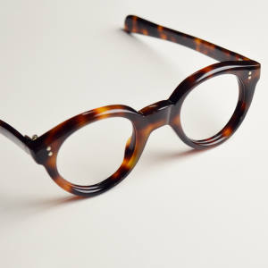 General Eyewear vintage acetate frames, from £450