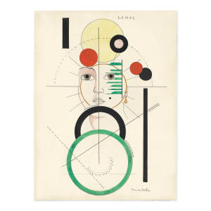Lampe by Francis Picabia