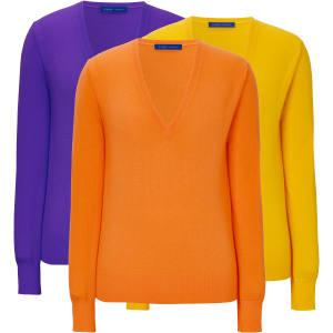 Winser London cashmere V-neck jumper, £199