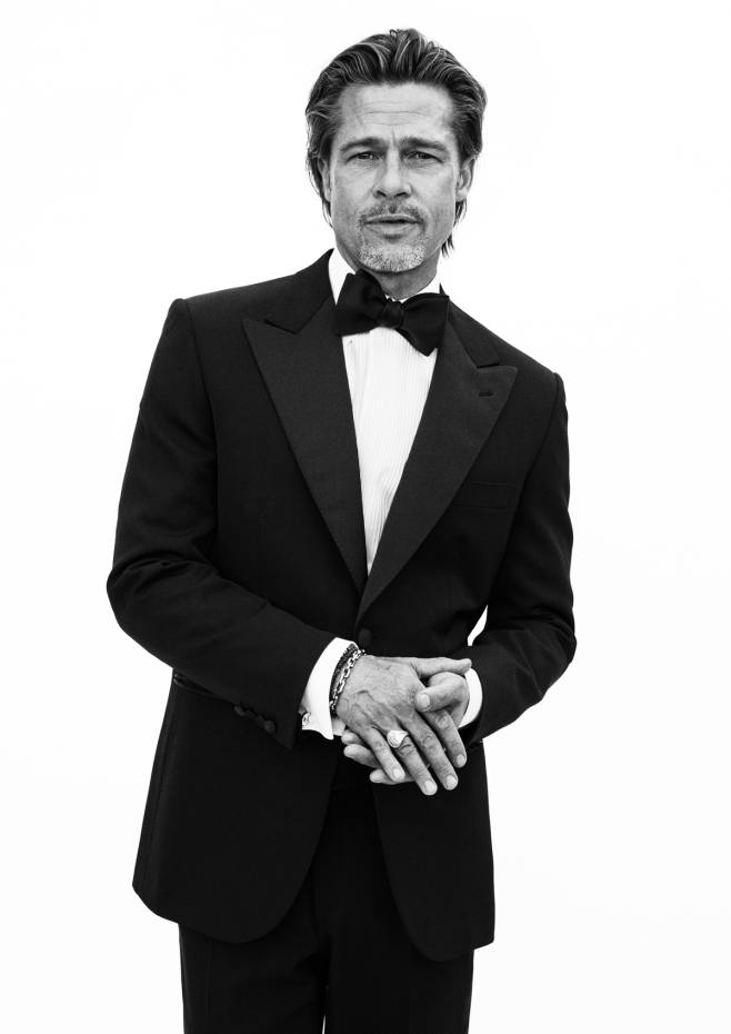 Exclusive: see Brad Pitt's first campaign as Brioni ambassador