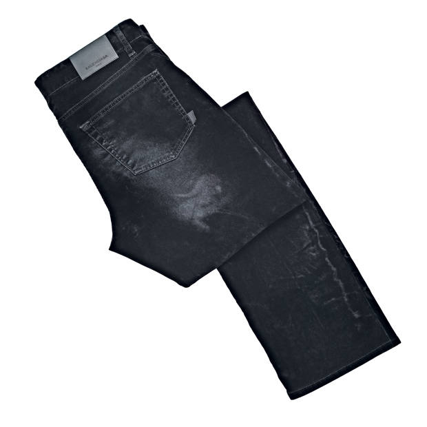 Balenciaga velvet jeans, £455