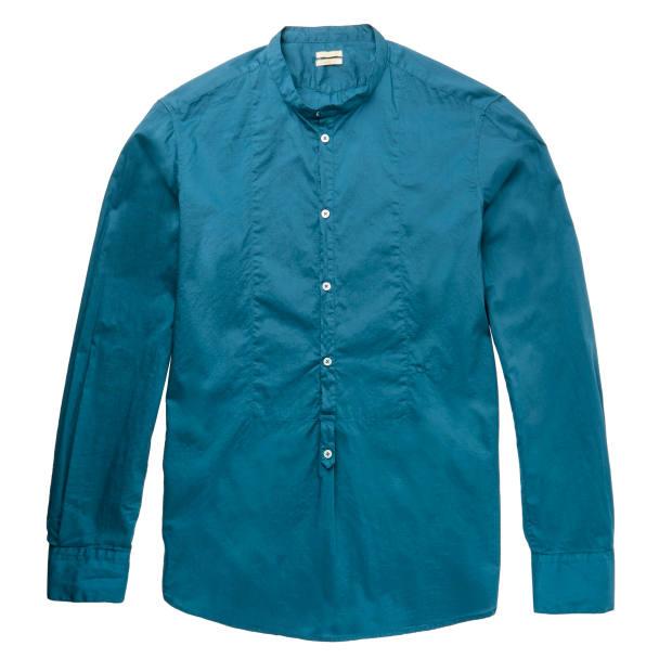 Massimo Alba cotton‑poplin shirt, £135