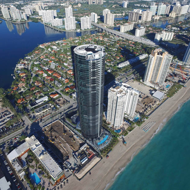 Porsche Design Tower, Miami, apartments from $6.3m