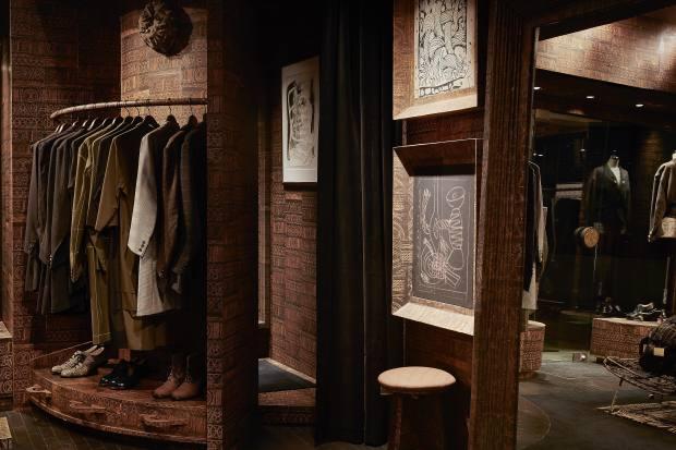 Christopher Nemeth boutique