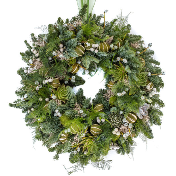 Wildabout Festive Pine wreath, from £80