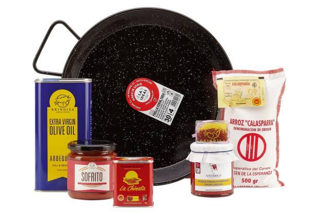 Brindisa Classic Paella Kit, £40