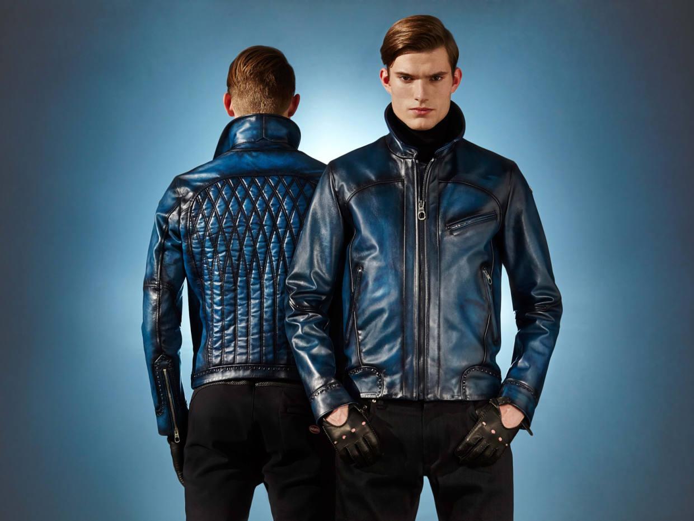 Bugatti leather Chiron driving jacket, €3,600