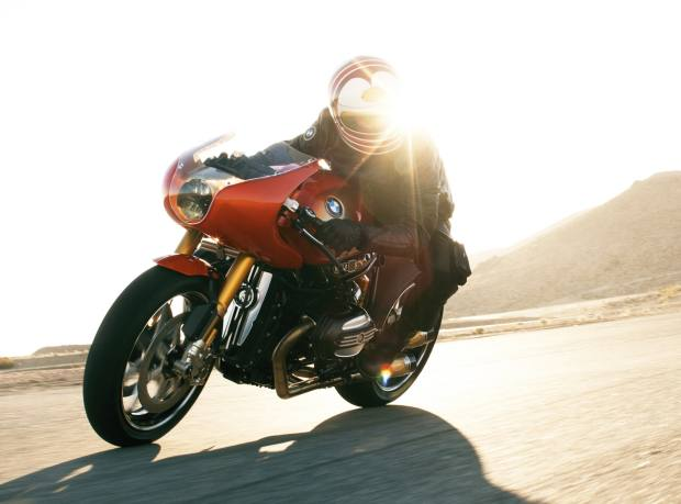 The RSD BMW Concept 90, a BMW and Roland Sands collaboration, not for sale