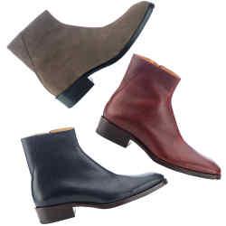 Jimmy Choo Lucas zip boots, £695