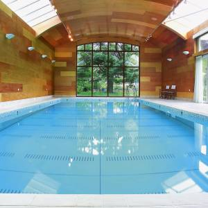 The Lewisohns' pool, built by London Swimming Pool Company