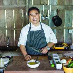Cambodian chef Sophat Hing will pop up at Carousel